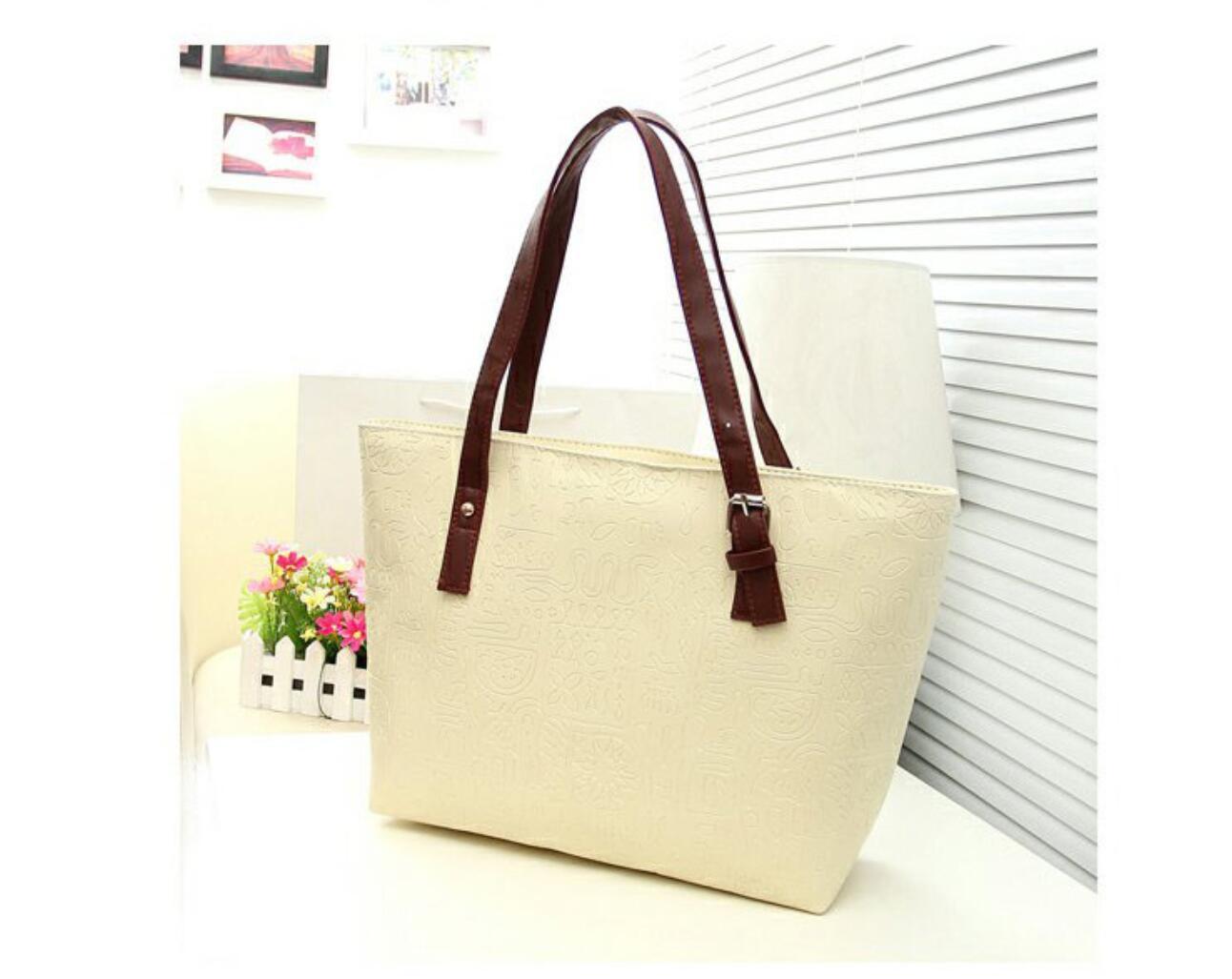 AMOG New Oracle Women Bag Single Shoulder Bag Oracle Prints Tote Shoulder  Bag Fashion Female bag 1f314d78c3