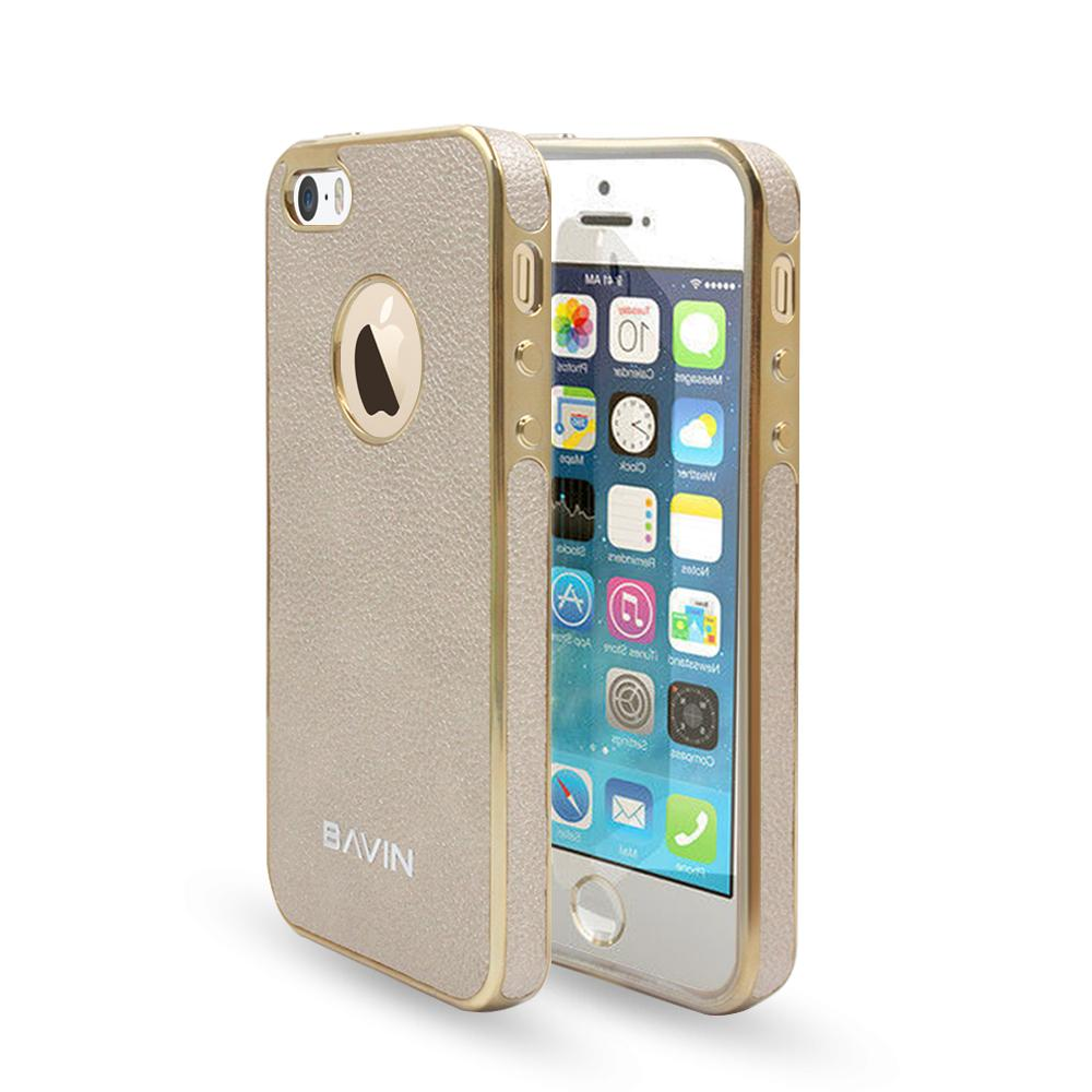 BAVIN Elegant TPU Case for iPhone 5S