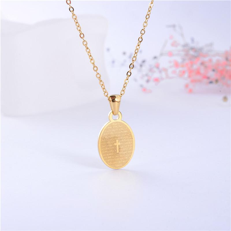 0f902e89f LSjewelry Fashionable 14K Stainless gold plated Heart Necklace for women  N0051 N0023 N0030 N0044 N0063