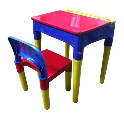 Hi-Luck Kiddie Table And Chair Set (021a) By Fair Price.