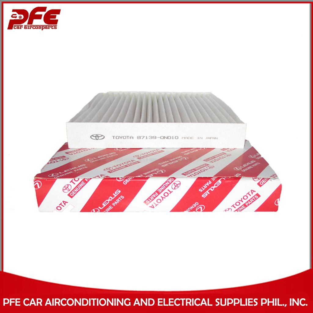 Original Toyota Car Aircon Cabin Filter For Toyota Vios 08-up / Innova  05-up / Fortuner 05-up/ Hiace 06-up / Hilux 05-up / altis 08-up / camry  08-up /