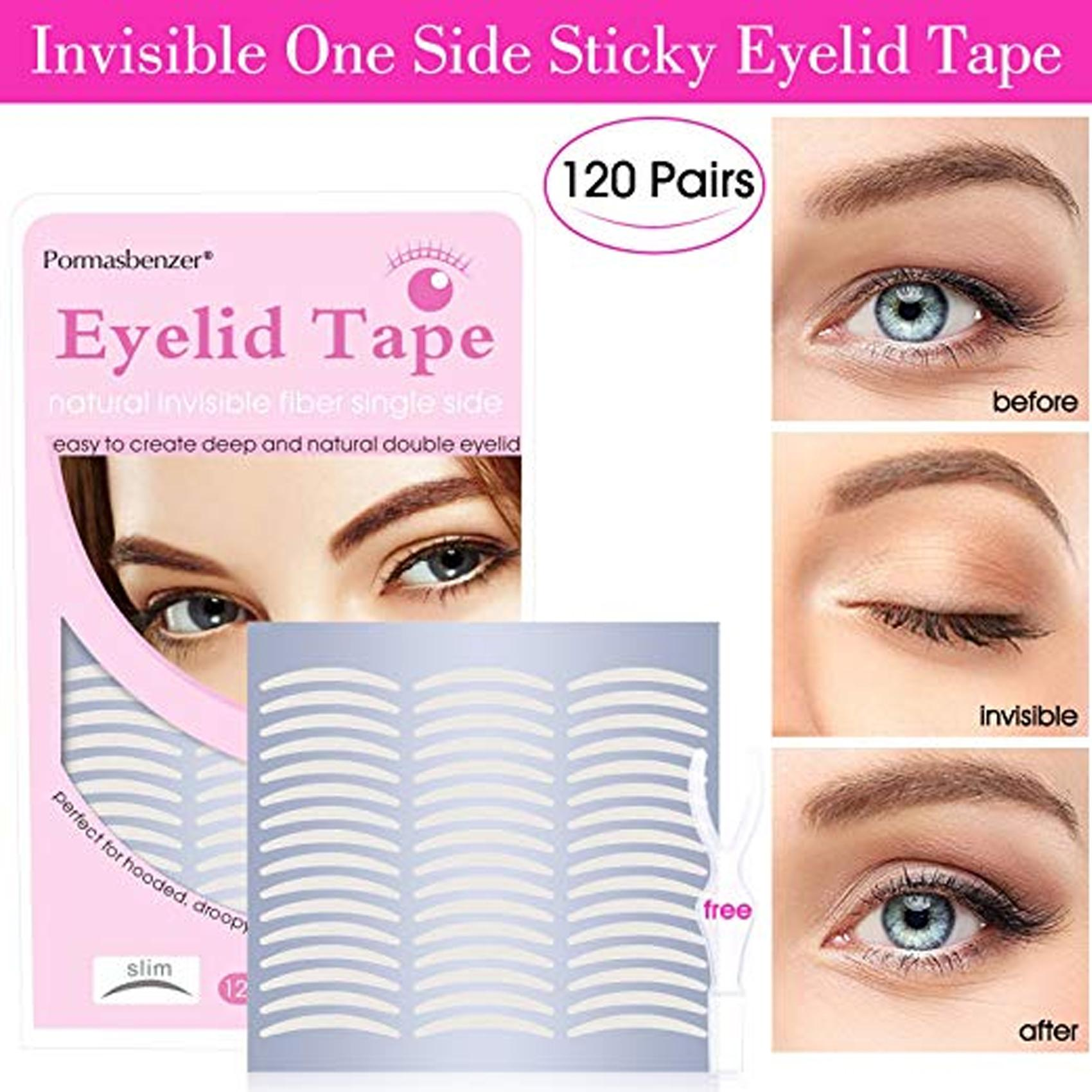 Natural Eyelid Tape Sticker Philippines