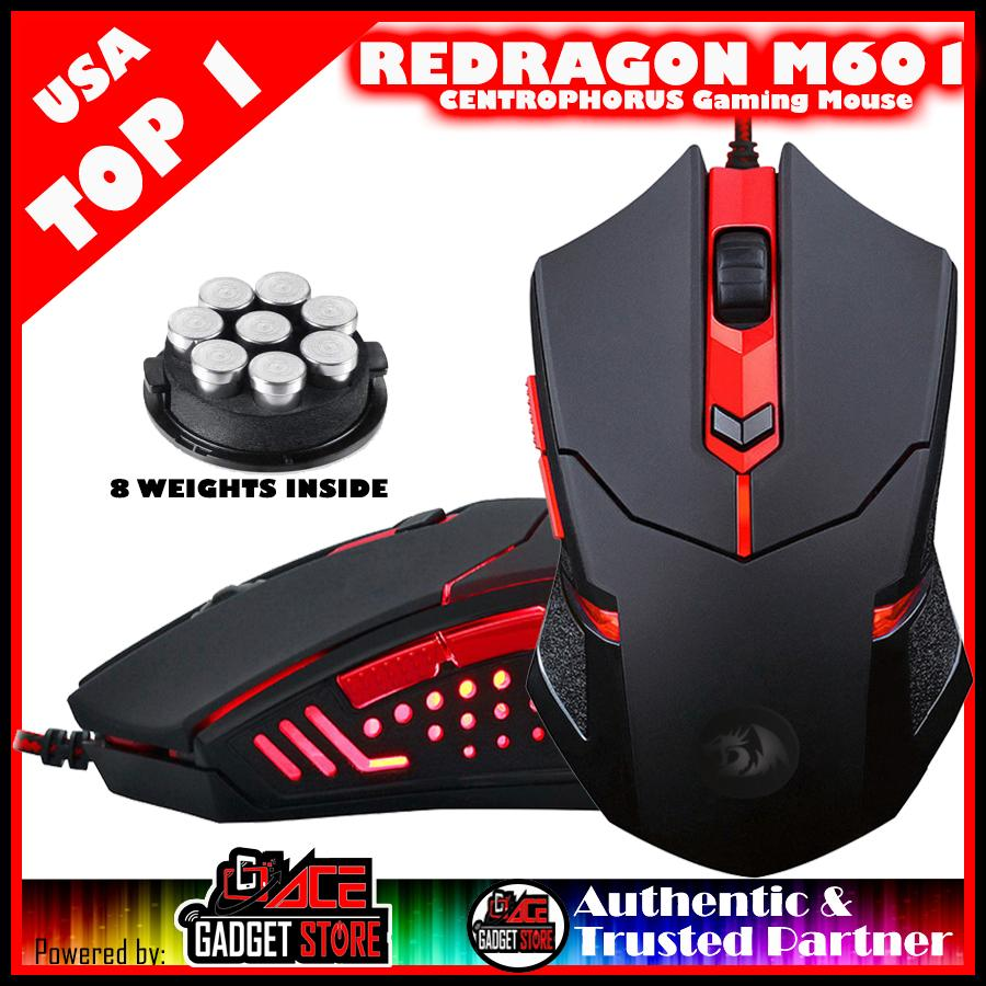 Gaming Mouse For Sale Mice Prices Brands Specs In Cliptec M110 Illuminated Rechargeable Wireless 1600dpi Redragon M601 Wired With Red Led 3200 Dpi 6 Buttons Ergonomic Centrophorus