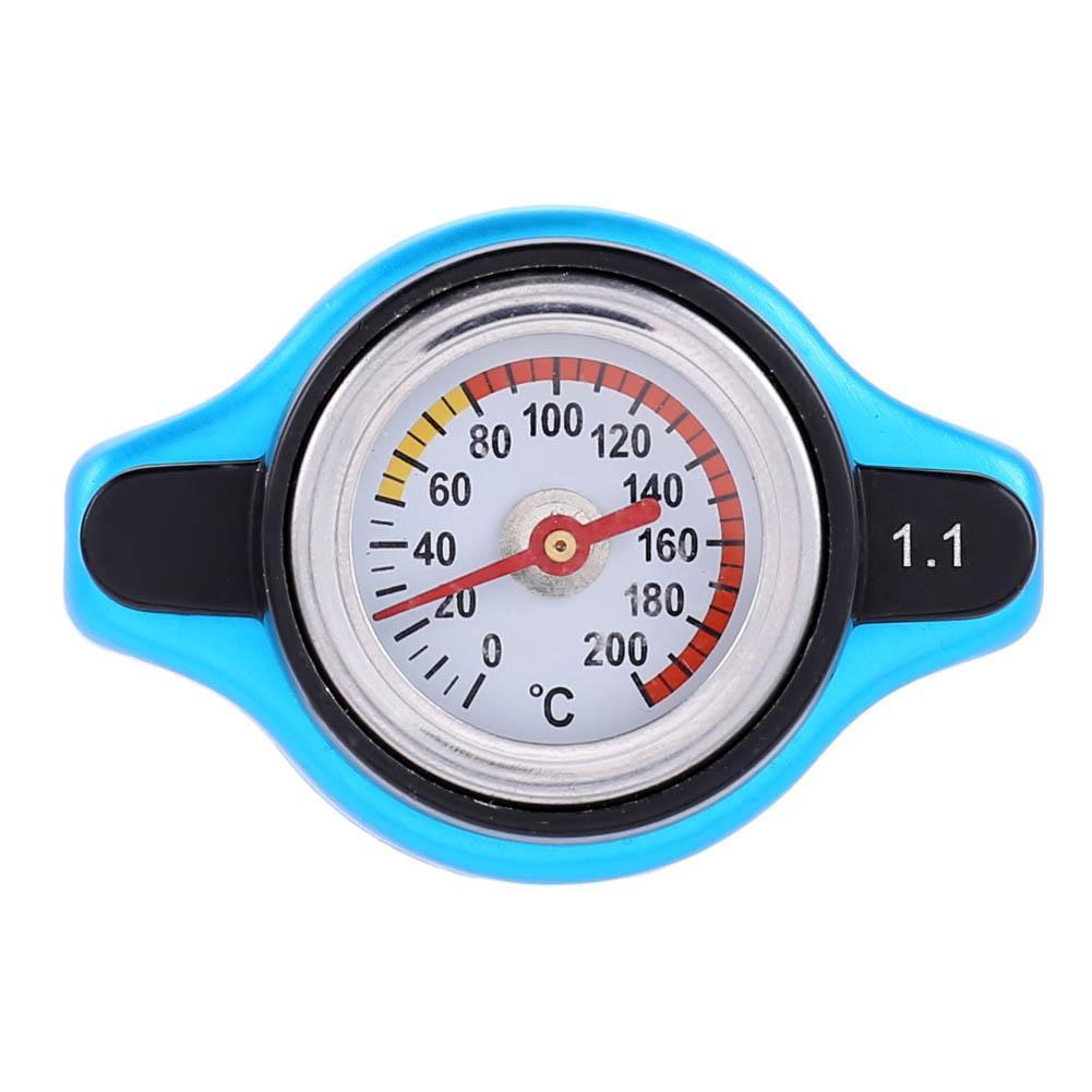 Car Gauges For Sale Fuel Online Brands Prices Reviews In Vdo 4000 Rpm Tachometer Wiring Further Diesel Engine Kits Universal Auto Radiator Cap Water Temp Meter Thermostatic Gauge11bar