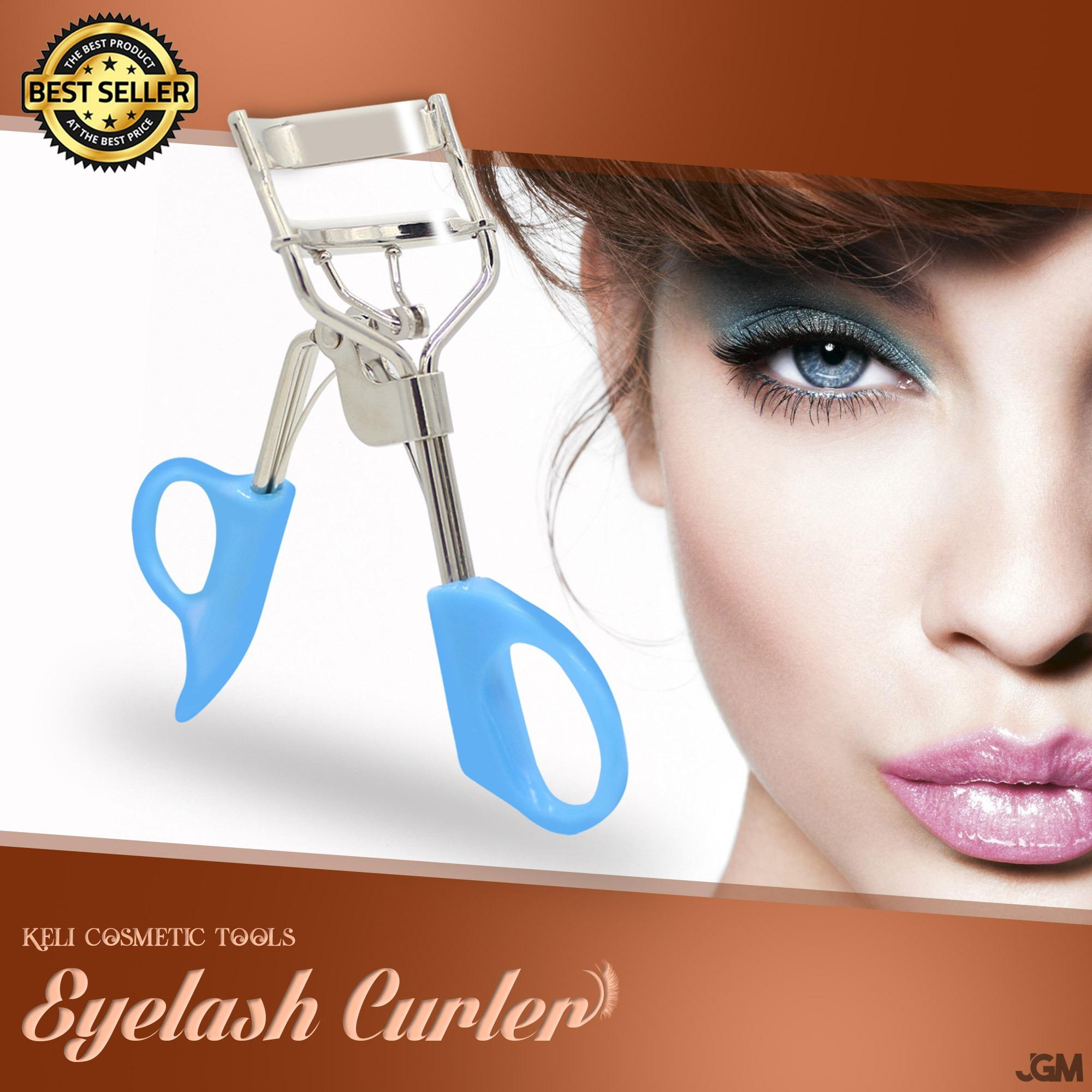 Keli Premium Long Lasting Eyelash Curler Easy To Use And Gives Your Eyelashes A Desired Curl Philippines