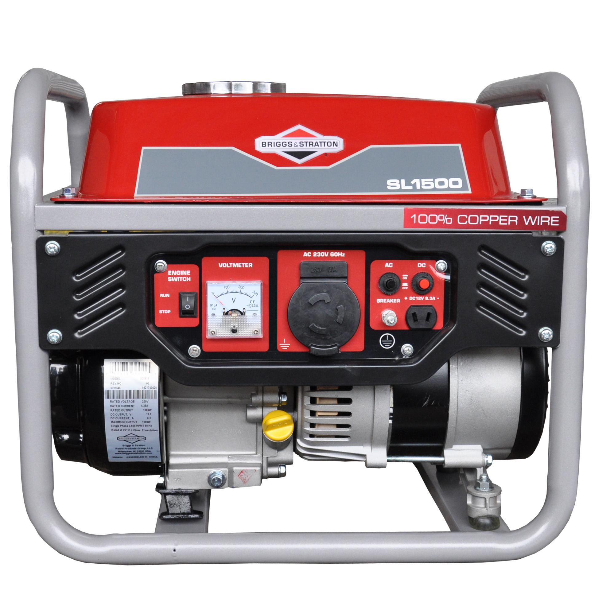 Portable Generator For Sale Power Prices Brands Wiring To House Hook Up On A Briggs Stratton Sl 1500