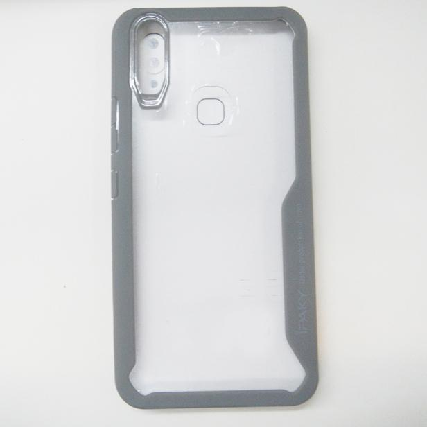 Asus Zenfone 5Z ZS620KL Ipaky Shockproof Silicone Bumper Hard Case