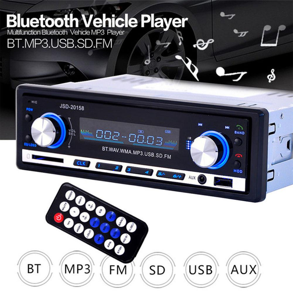 Car Stereo For Sale Cars Online Brands Prices Nissan Sentra Radio Removal On Home Equipment Wiring Diagram Cwl Jsd 20158 Mp3 Player Usb Sd Aux Audio 1 Din