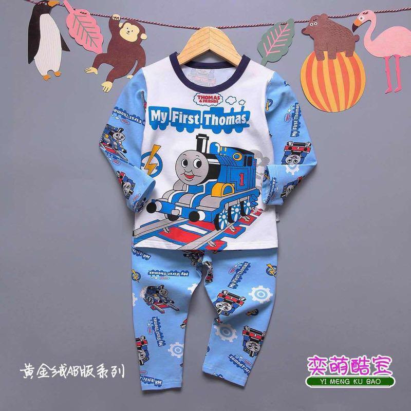 Baby & Kids Long Sleeve Character/ Tomas For Boys Sleepwear Fashion Clothing By Hongs Online