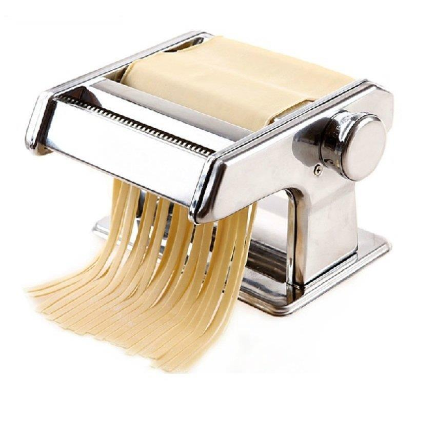 Manual Pasta Maker Machine Noodle Hand Crank Cutter By Blessed Harvest Marketing 906.