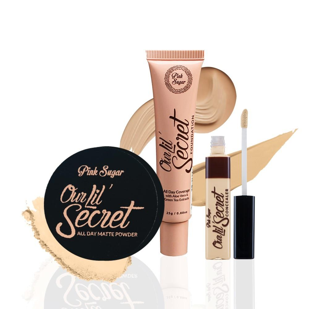 Our Lil Secret Face Base Bundle Philippines