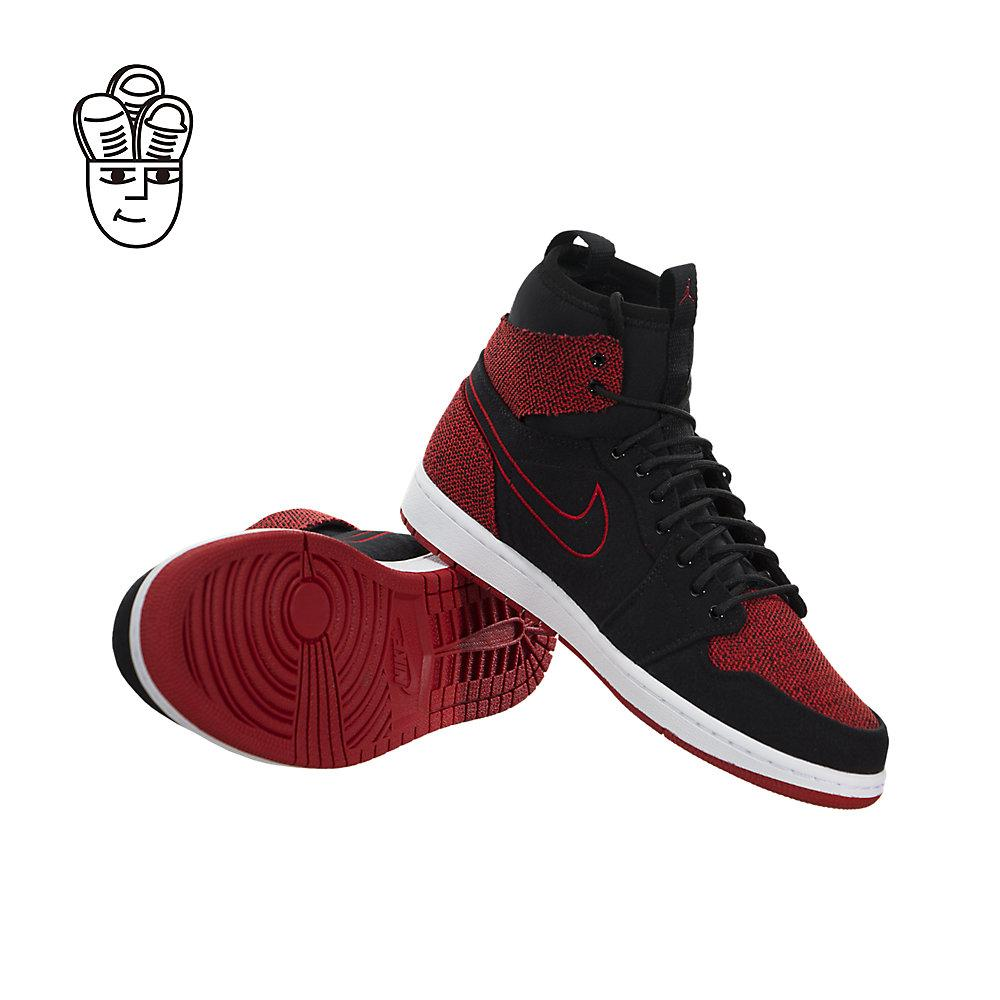 d2db3186cbe ... the Air Jordan 1 Retro Ultra High features a modern modified design.  They are crafted with a textile upper, feature a neoprene collar, pull  tabs, ...