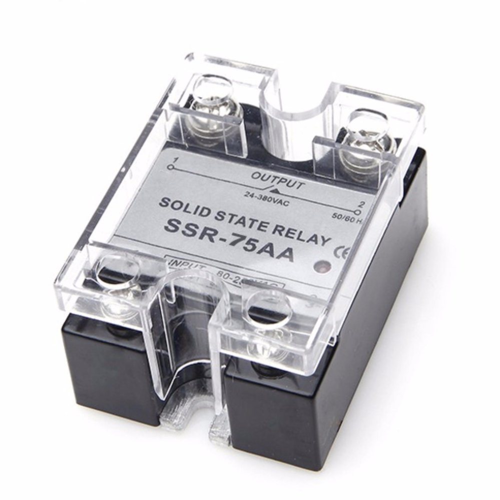 Buy Sell Cheapest Powerplus 500w 3 Best Quality Product Deals Solid State Relay For Ac Durable Ssr Power Input 90 250ac Max