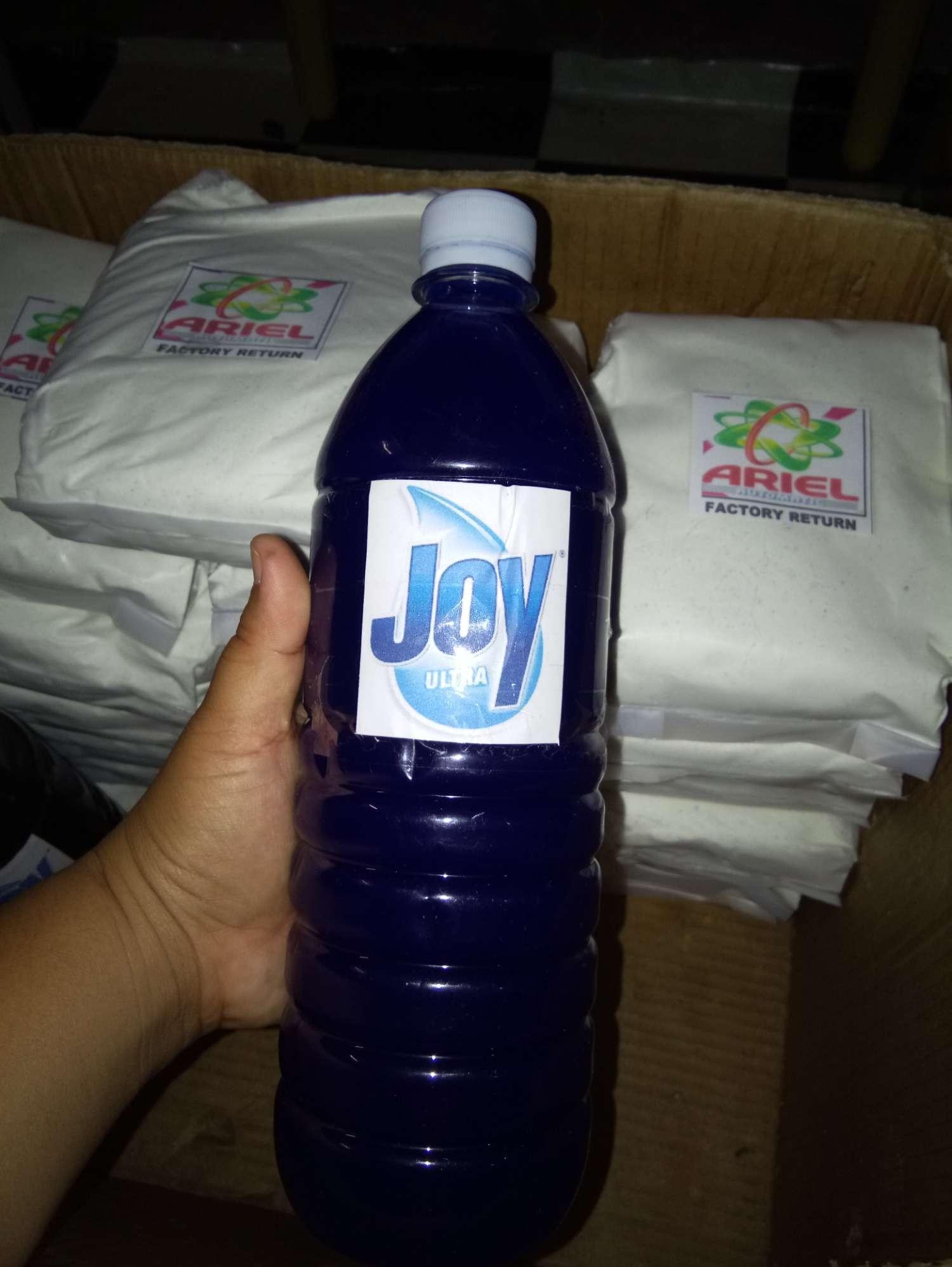 Joy Dishwashing Liquid 1liter By Ljhianejhio.