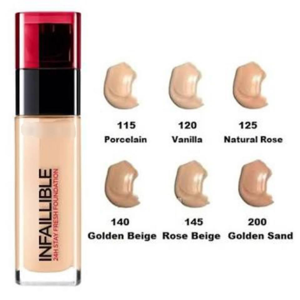 infallible stay fresh foundation matte finish 30ml Philippines