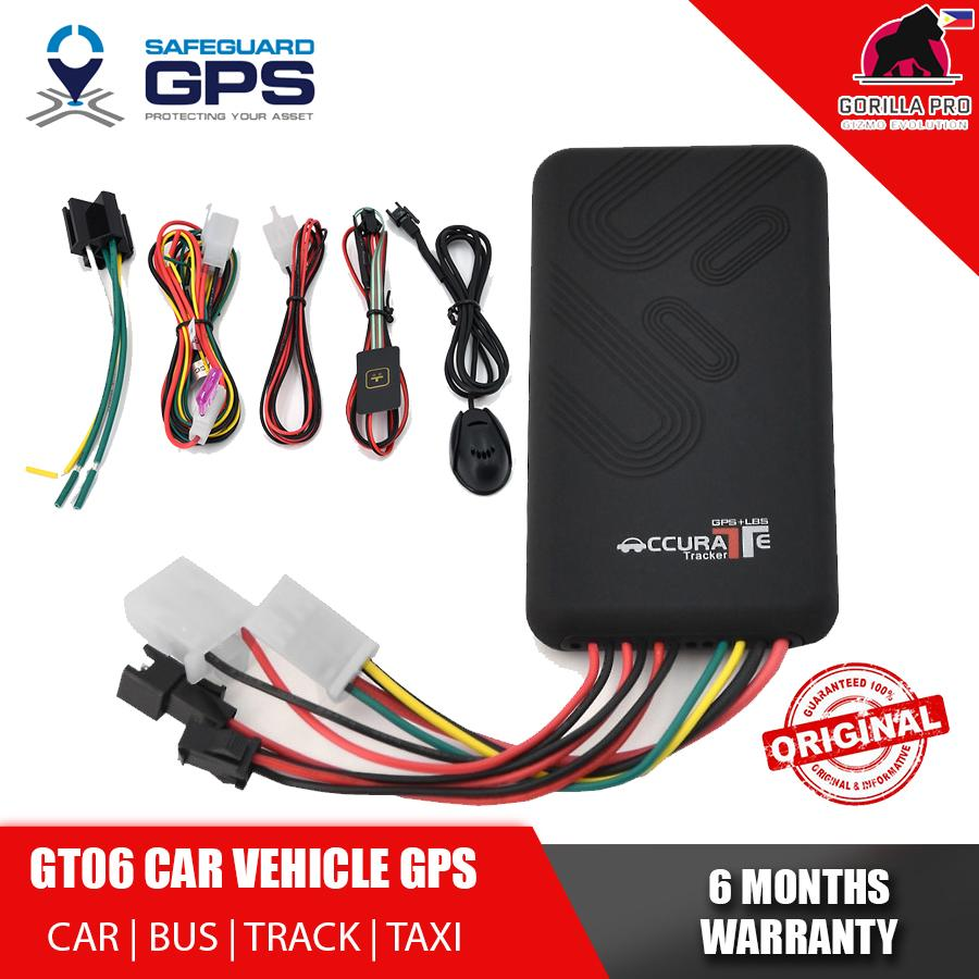 Gps For Sale Tracker Online Brands Prices Reviews In Gt Car Parts Electrical Ponents Wires Cabling Original Gt06 Vehicle Quad Band Web Based Tracking Systemgt 06 Multi