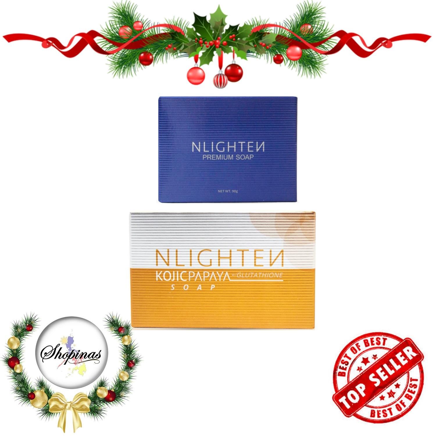 NLIGHTEN Philippines NLIGHTEN price list Whitening Soap Cream