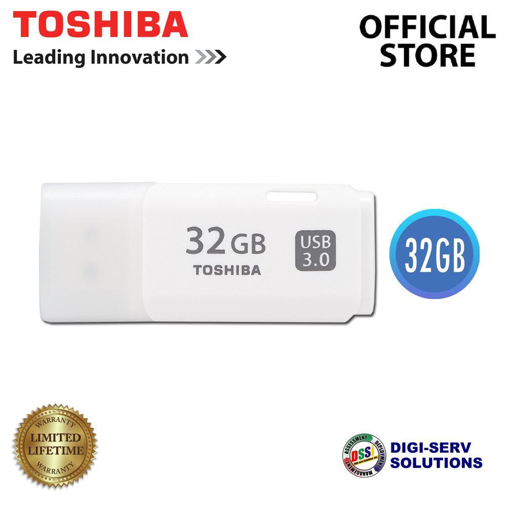 Toshiba Usb Flash Drives Philippines For Sale Flasdisk 32gb Thn U301w0320a4 Hayabusa 30 Drive White