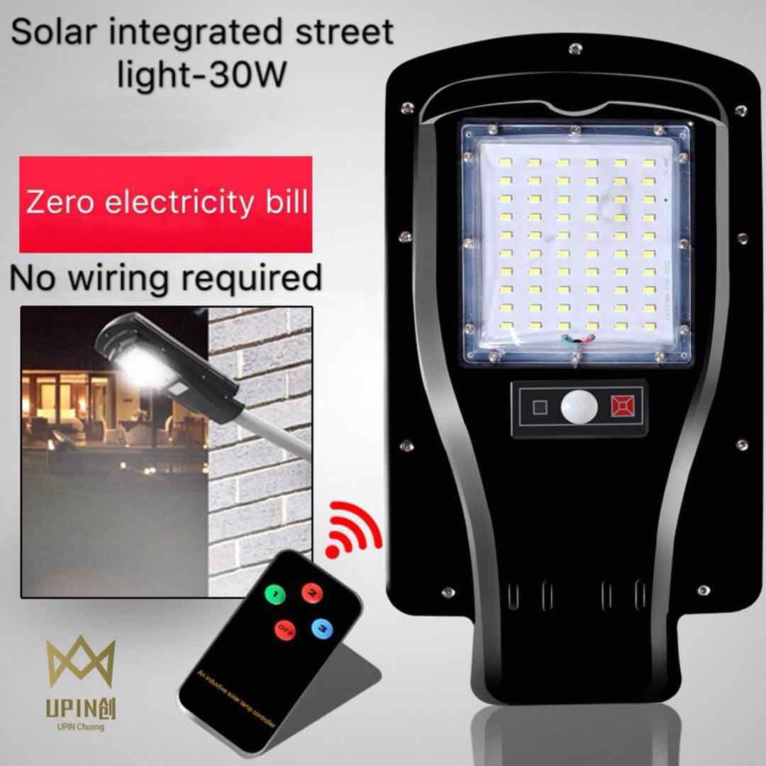 Outdoor Lighting For Sale Lights Prices Brands Review Wiring Security Back Deck Solar Integrated Street Light 30w