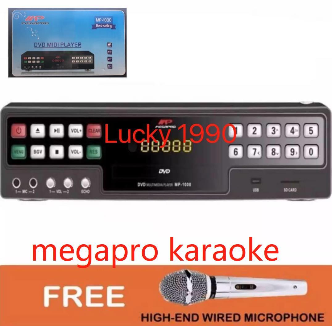 Megapro Philippines Price List Karaoke Player Cd Platinum Videoke Wiring Diagram Mp1000 Dvd Free Wired Microphone