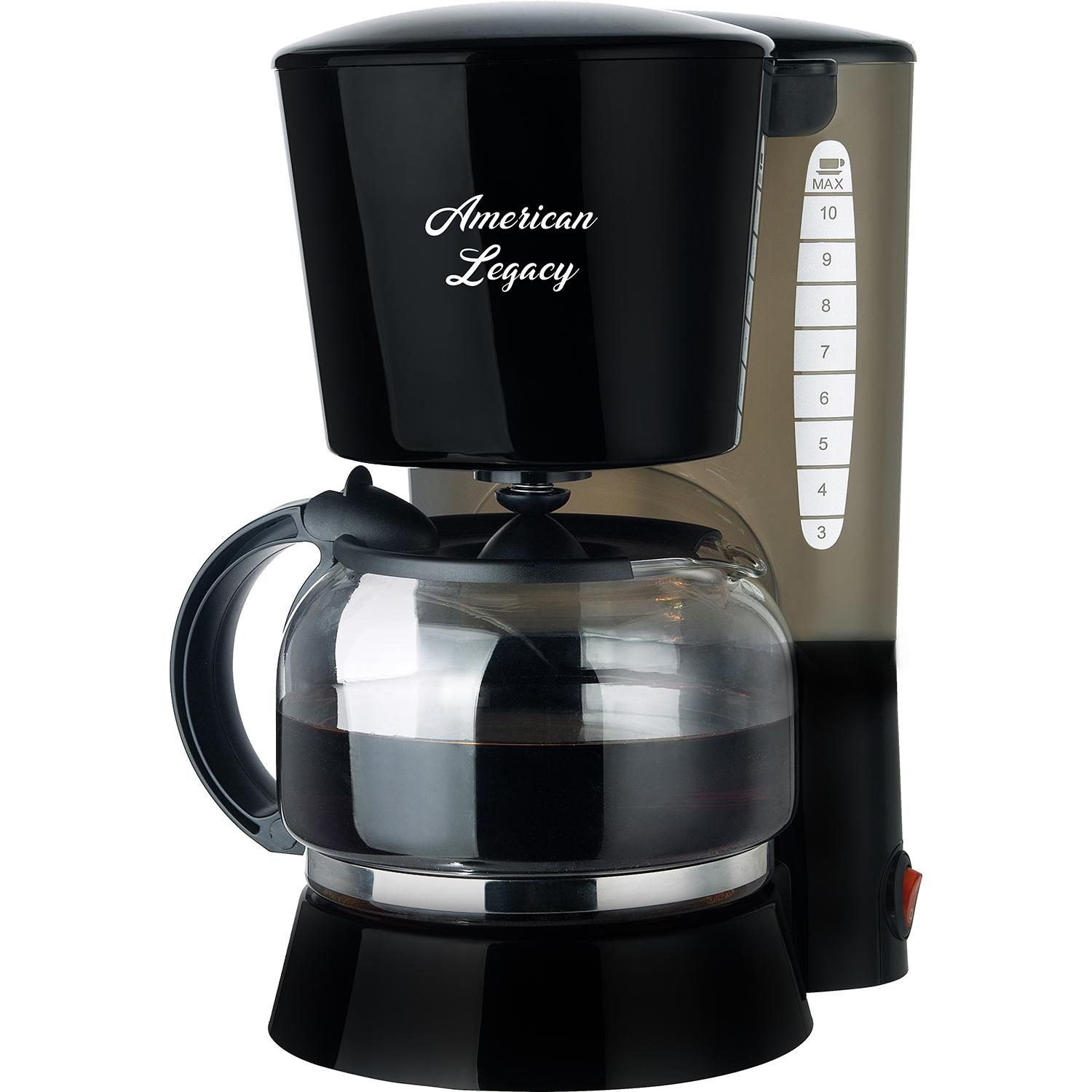 American Legacy 12 Cups Coffee Maker Alcm-6402 By American Legacy.