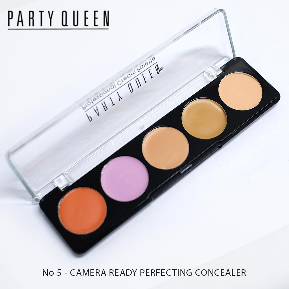 PARTY QUEEN  5 Cream Concealer Palette Philippines
