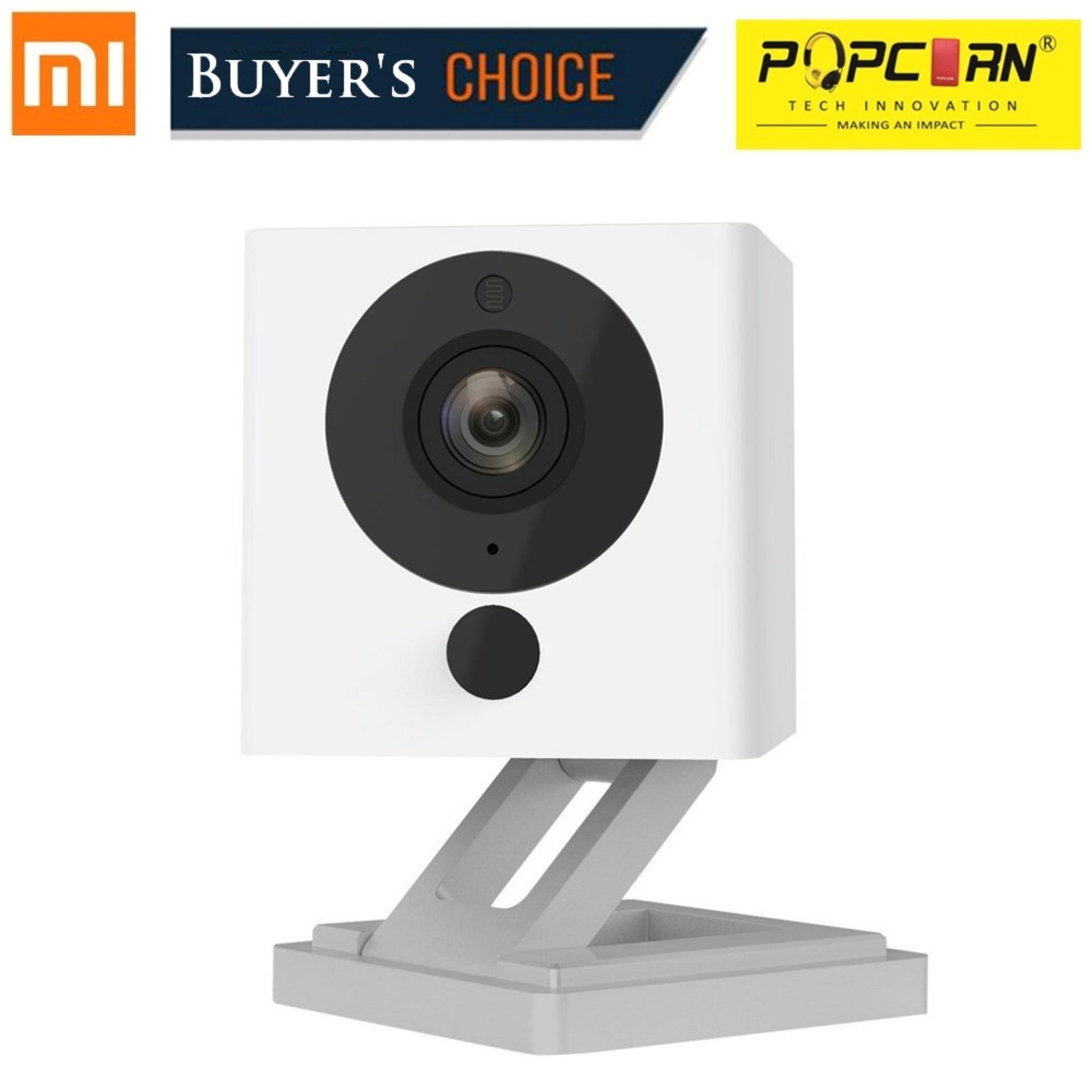 Xiaomi Mi XiaoFang Xiao Fang IP CAM Night Vision Wireless WIFI Network Security HD Remote Monitor
