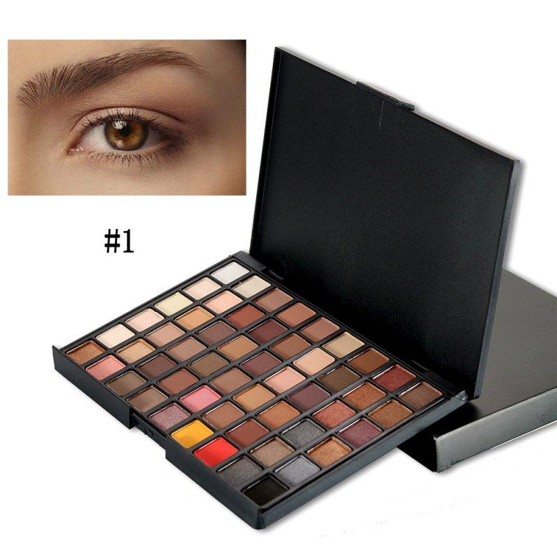 54 Colors Eye Shadow Make Up Palette Philippines