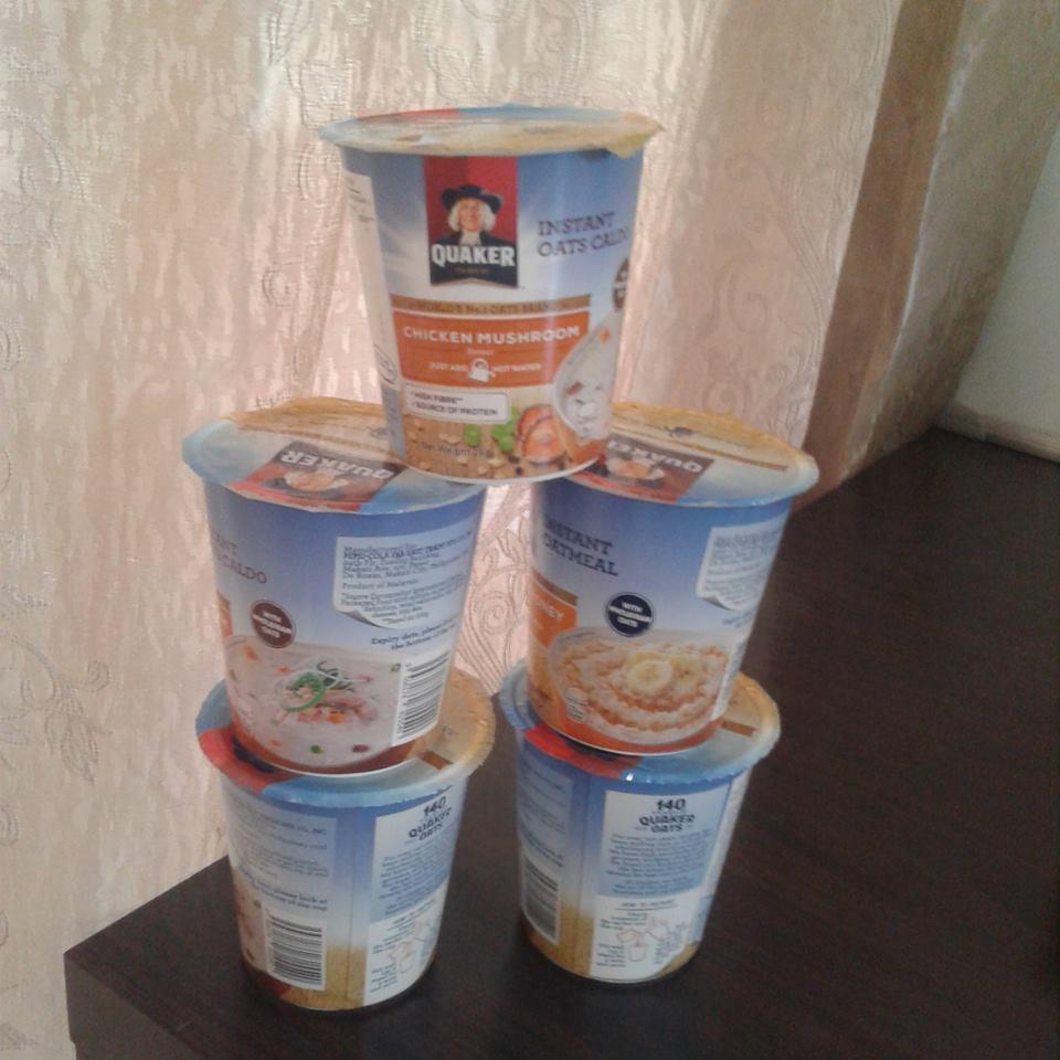 Quaker Philippines Price List Oats For Sale Lazada Instant Oatmeal Jar 1 Carton 12 Pcs P Chicken Mushroom Caldo Bundle Of 5