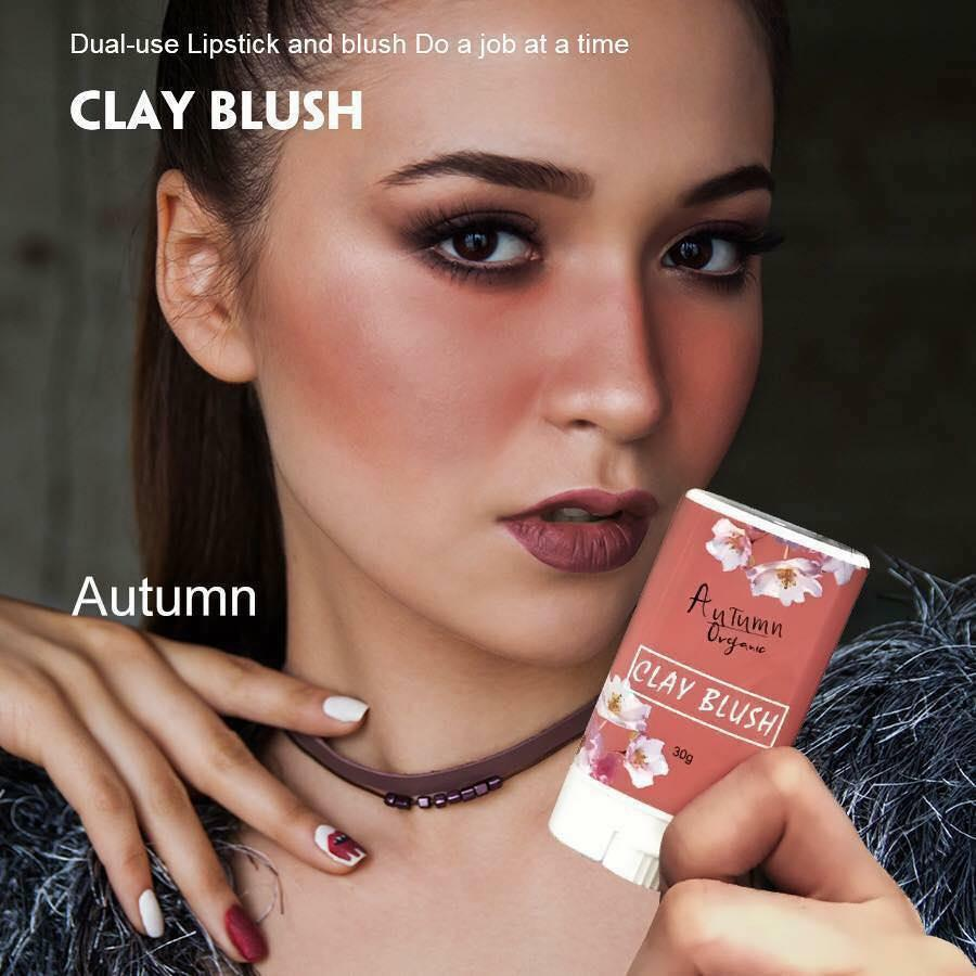 Autumn Organic Clay Blush By Lowest Price Guaranteed.