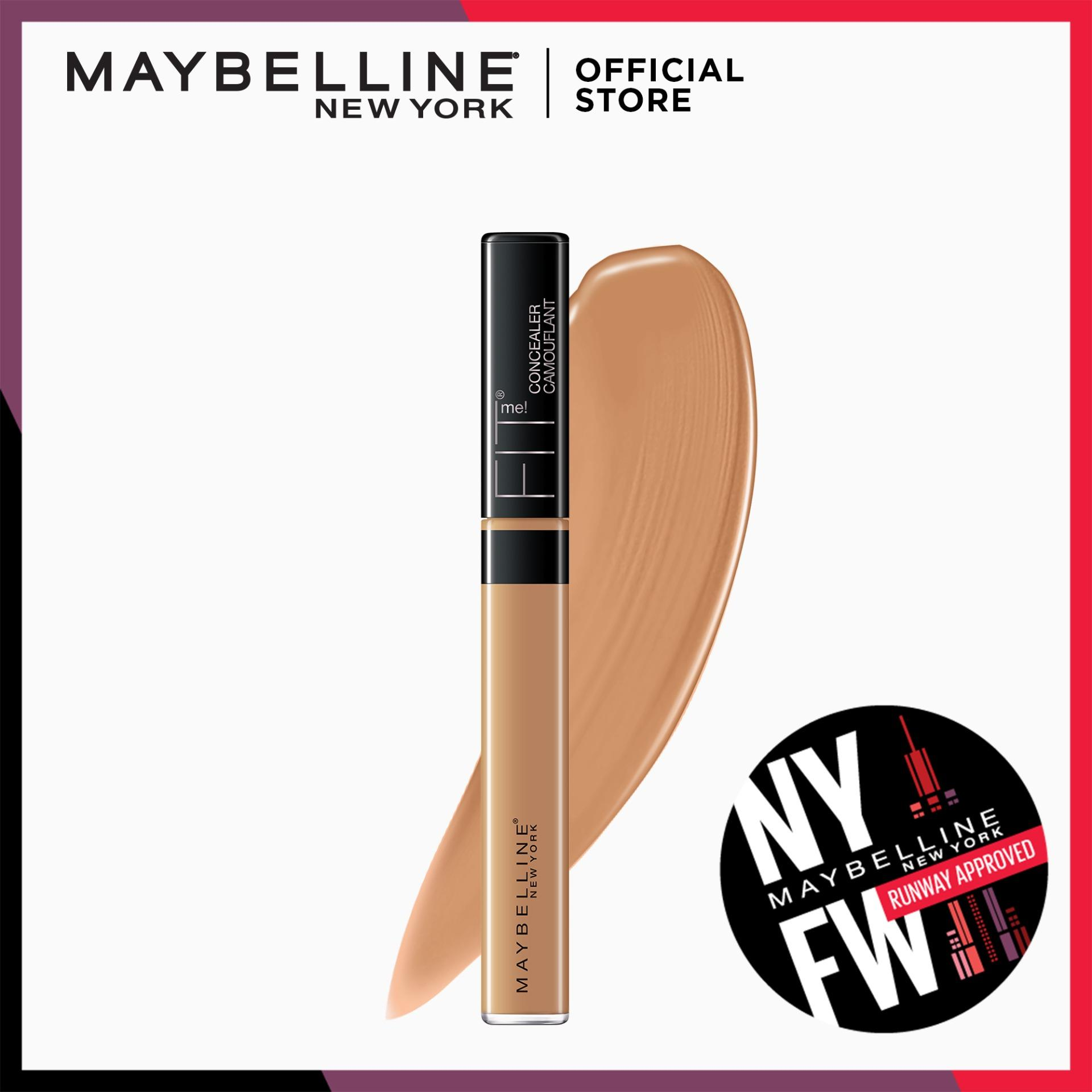 Fit Me Flawless Natural Concealer - 30 Honey [USA Bestseller] by Maybelline Philippines