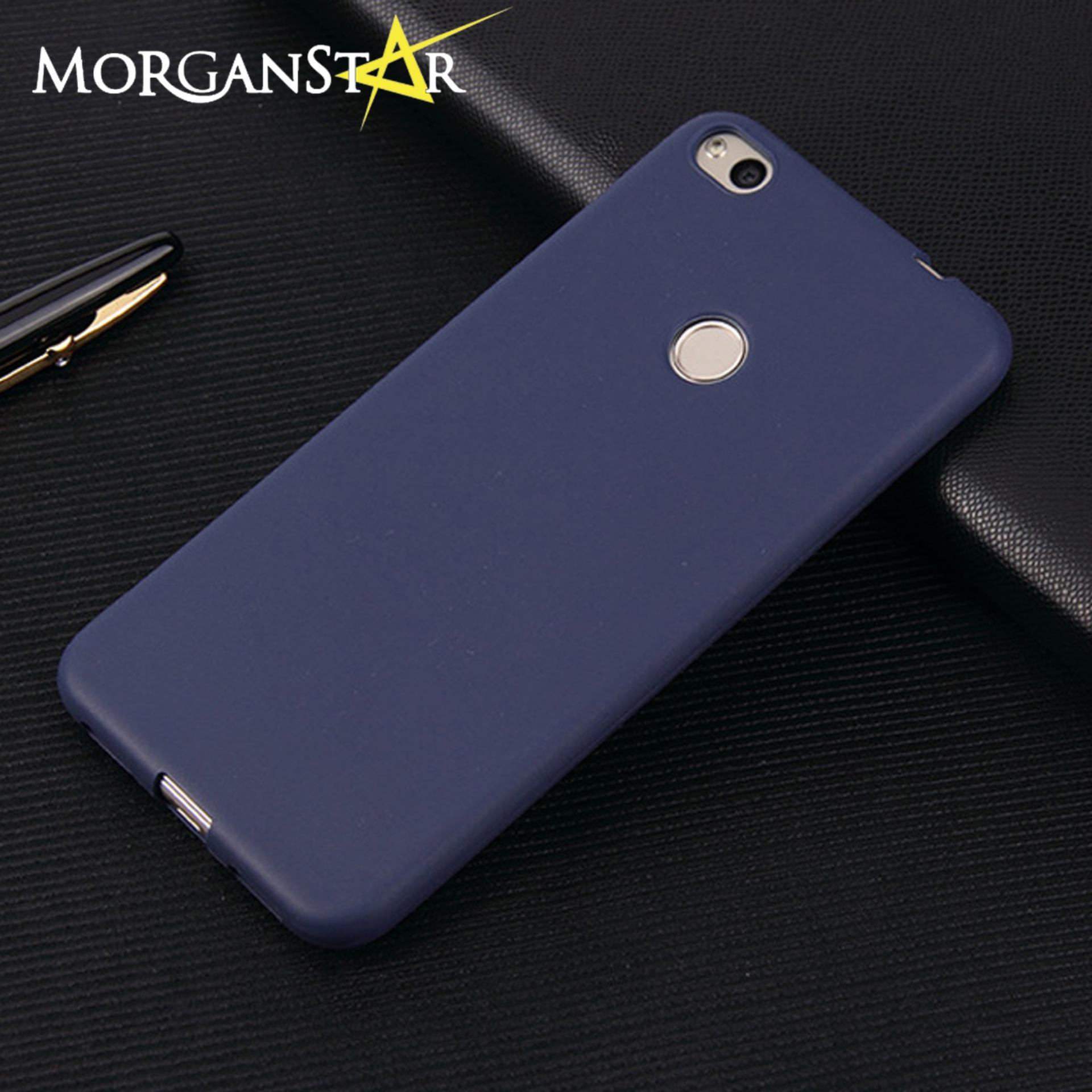 Xiaomi Redmi 4x Soft Silicone Rubber Case (Blue)