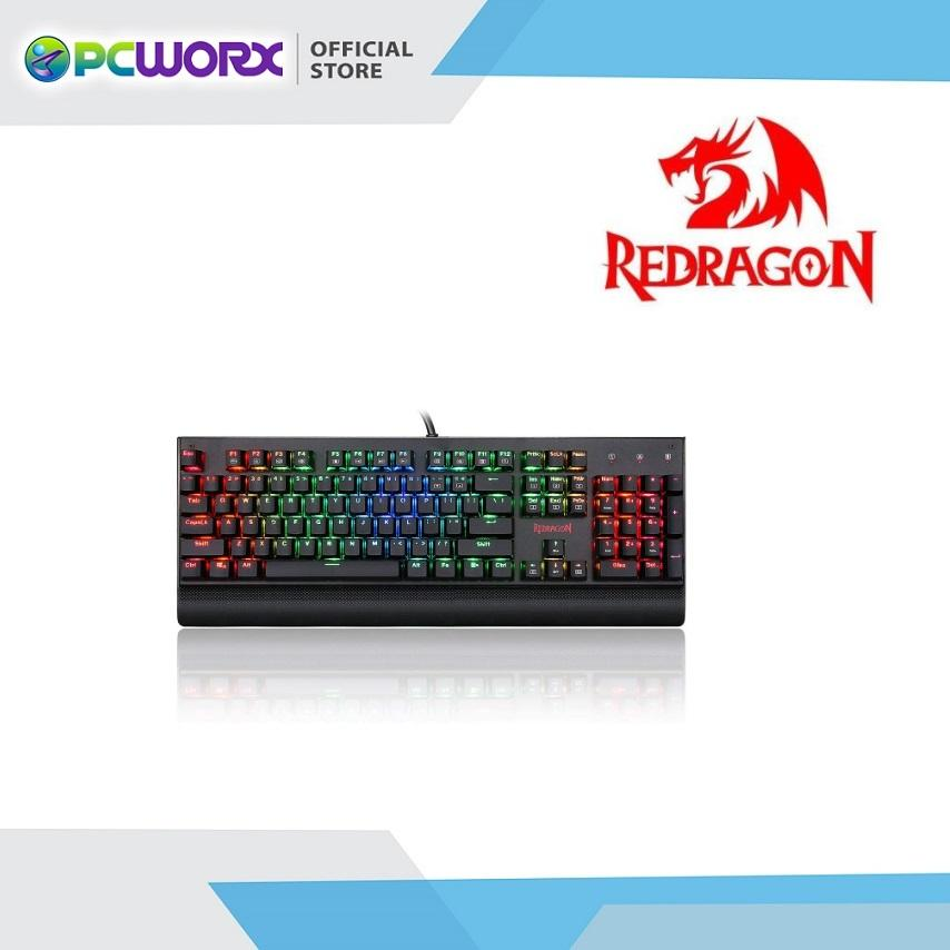 Redragon K557 KALA Mechanical Gaming Keyboard (Black)