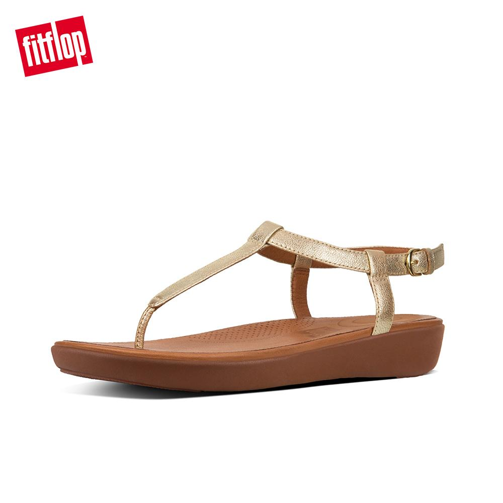 a1d3866820aa Fitflop Women s Sandals L36 TIA TOE-THONG SANDALS - LEATHER LEATHER CASUAL  lightweight comfort fashion