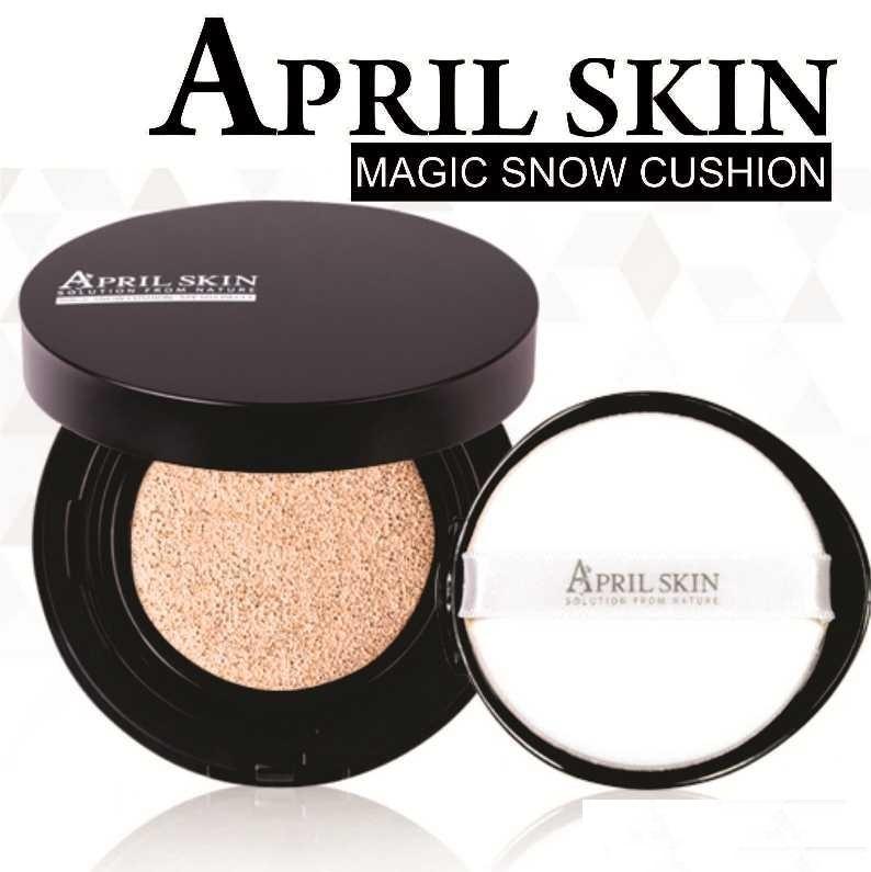 April Skin Magic Snow Cushion no. 22 Philippines