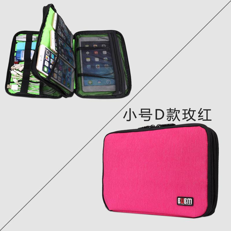 af0d309b5e7 BUBM Multipurpose bag bags Storage bag bags of Data Cable Digital  Accessories Organizing bag bags Tablet
