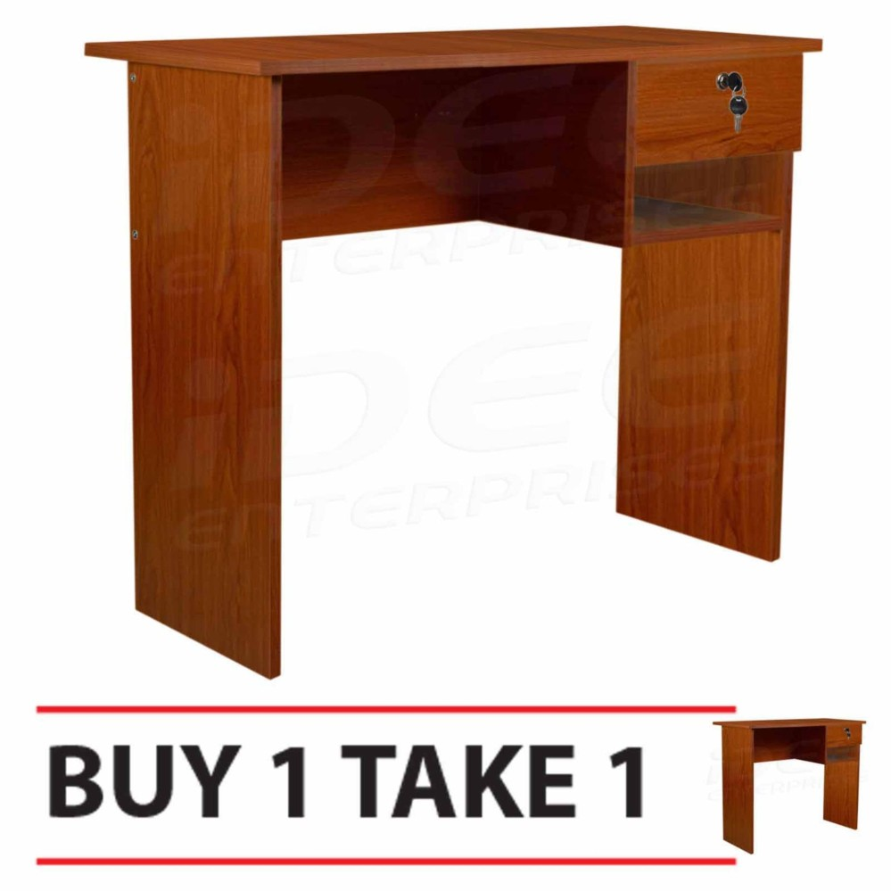 ca fineboard table fb desk black bkw dp kitchen office with drawers amazon white home