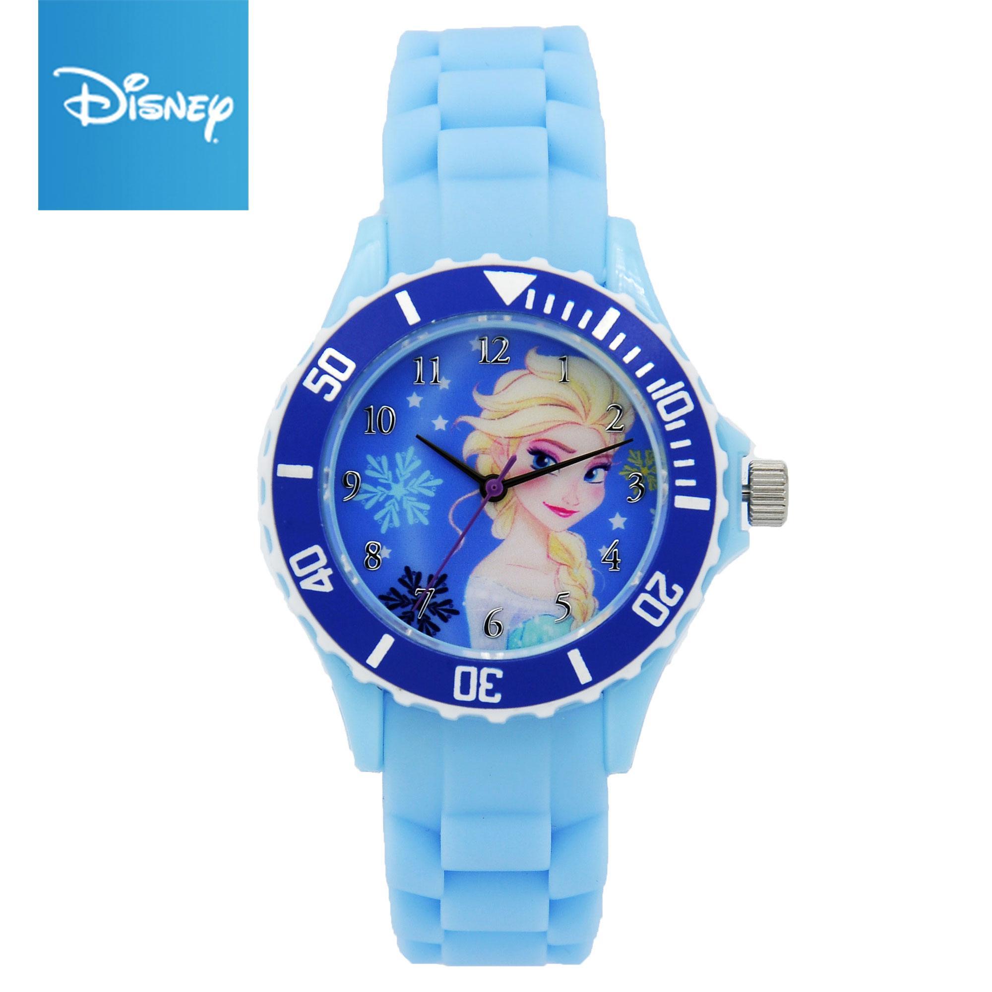 Modest Disney Brand Mickey Mouse Frozen Child Cartoon Watches Girls Watch Quartz Children Wristwatches Waterproof Childrens Watches Watches