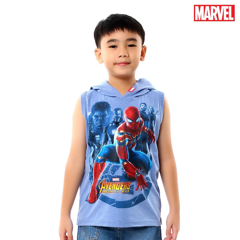 Marvel Philippines Price List Toys Action Figures Katalig Baji Kaptem Amerika Avengers Infinity War Boys Sleeveless Hoodie