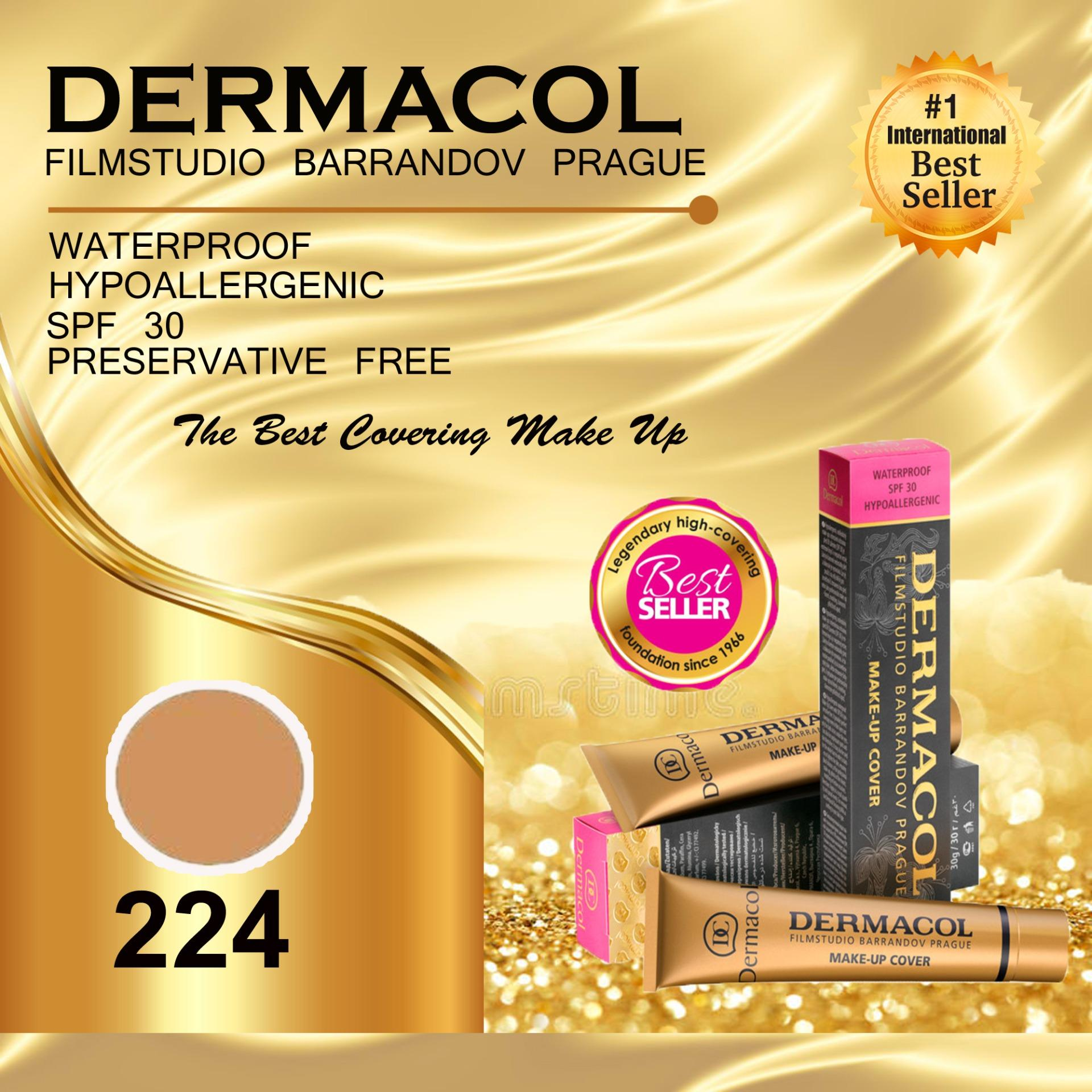 Dermacol Make-up Cover Foundation No.224 Philippines