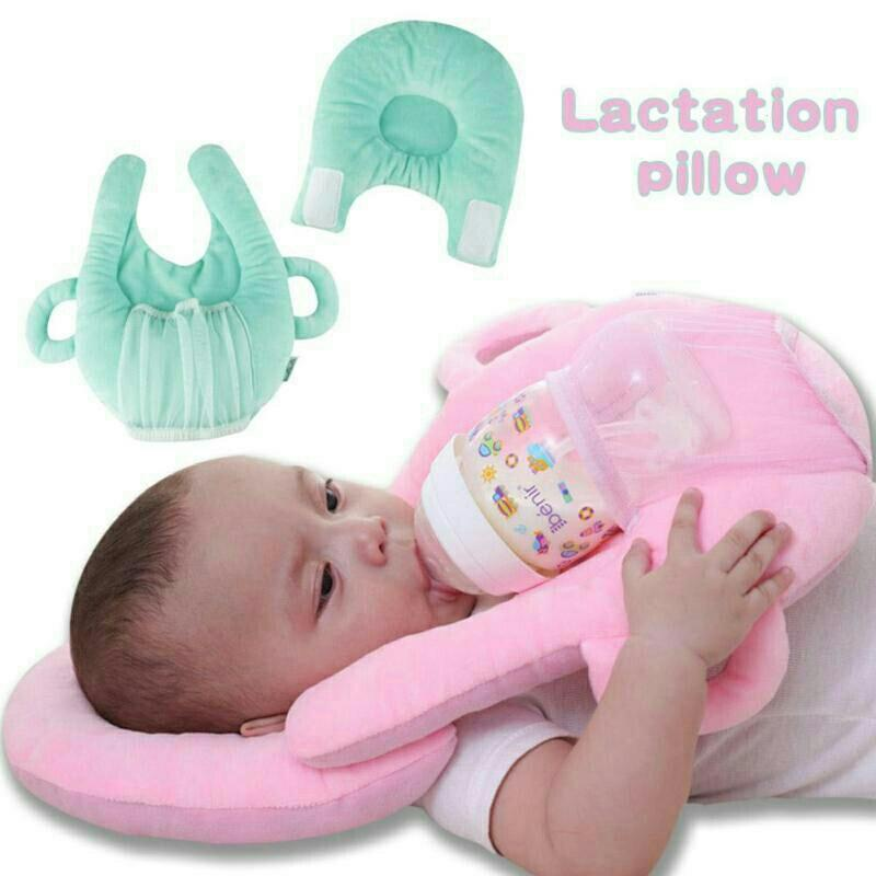 2 In 1 Newborn Bed Feeding Pillow By Theazys Shop.