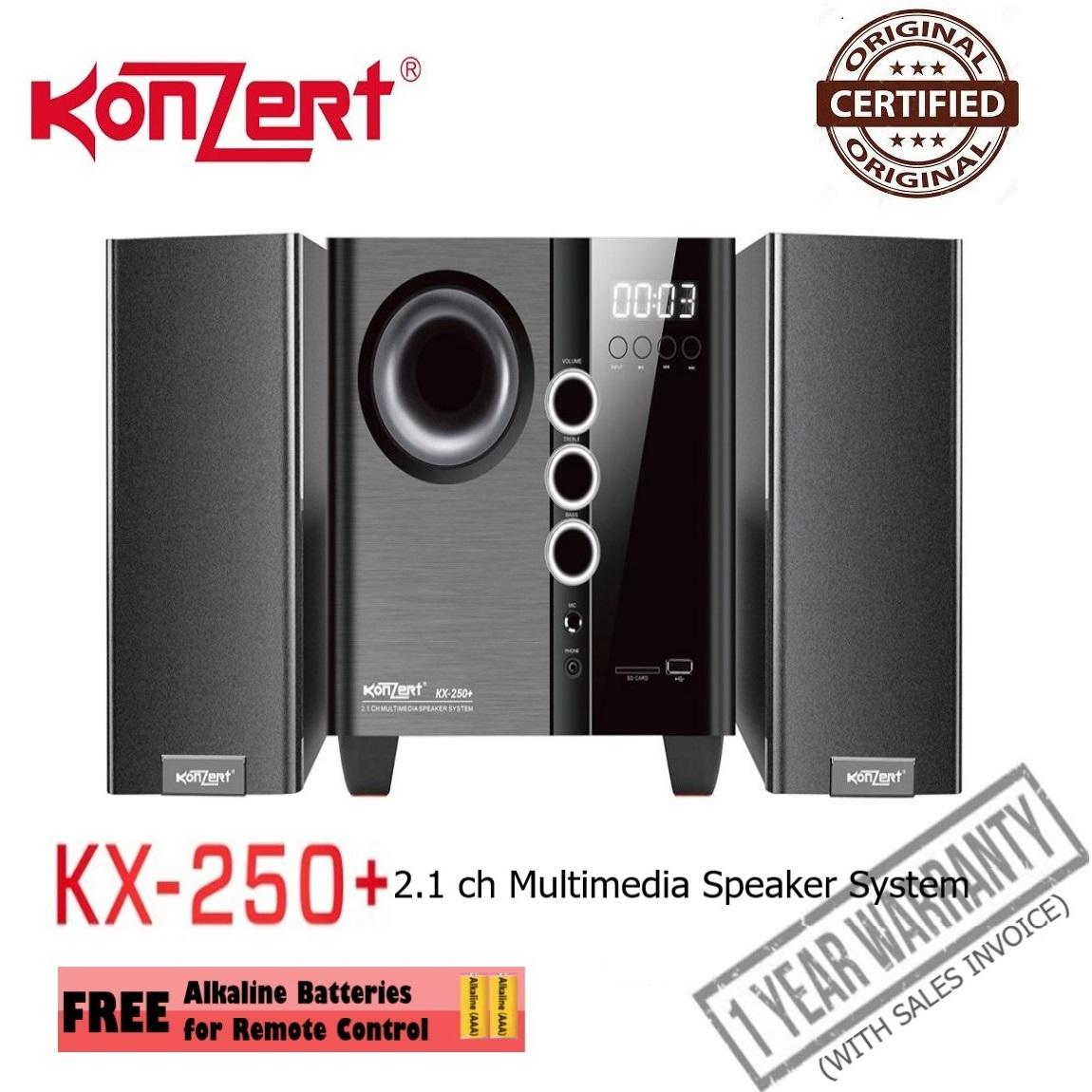 Konzert Philippines Price List Home Entertainment Figure 4 Suggested Twin Speaker Box And Wiring Kx 250 21 Channel Multimedia System