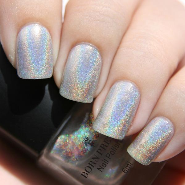 Born Pretty Holographic Holo Glitter Nail Polish Varnish Hologram Effect Philippines