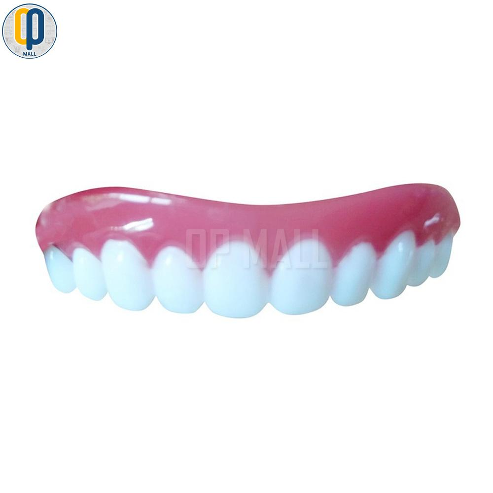 OPMall Perfect Smile Veneers Instant and Removable Veneers (One Size)