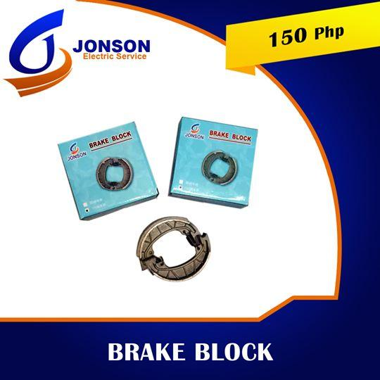 80 Brake Block By Jonson E-Bike And Spare Parts.