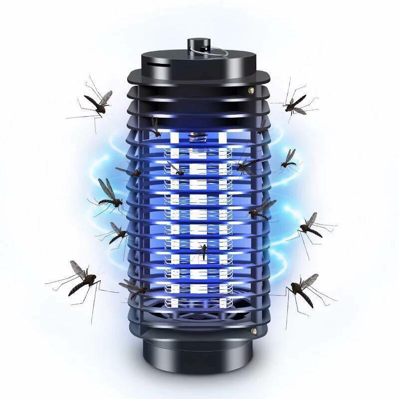 Black Mosquito Control Killer Light Pest Electronical Repellent Lamp Led Lw 3w 5RjSqc3L4A
