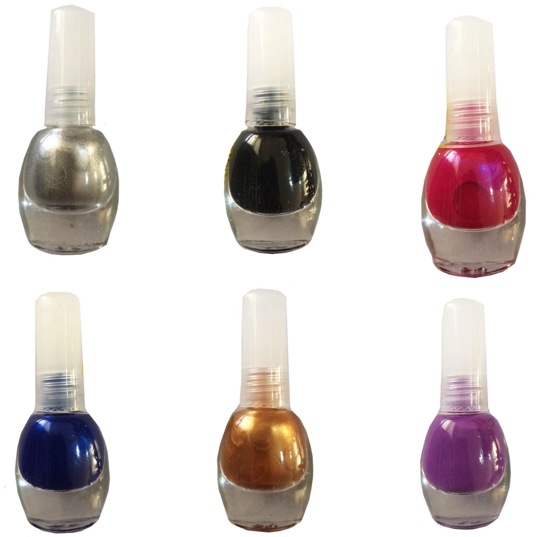 Phsupermall 12x Assorted Color Nail Polish 540g (colors May Vary) By Phsupermall.