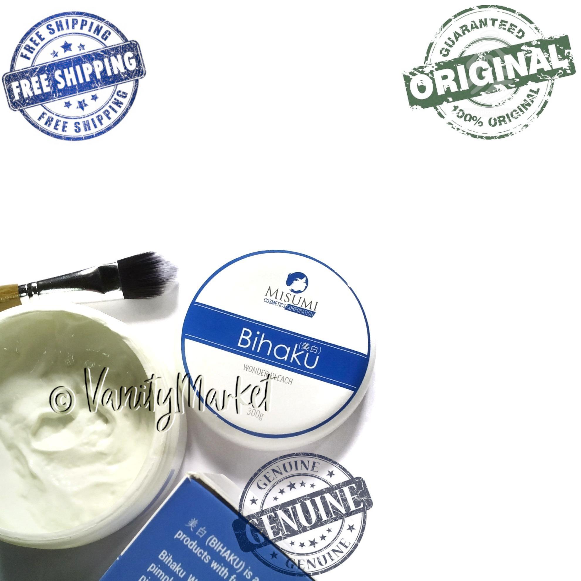 Misumi Bihaku Wonder Bleach (bleaching Cream For All Skin Types) By Vanitymarket.