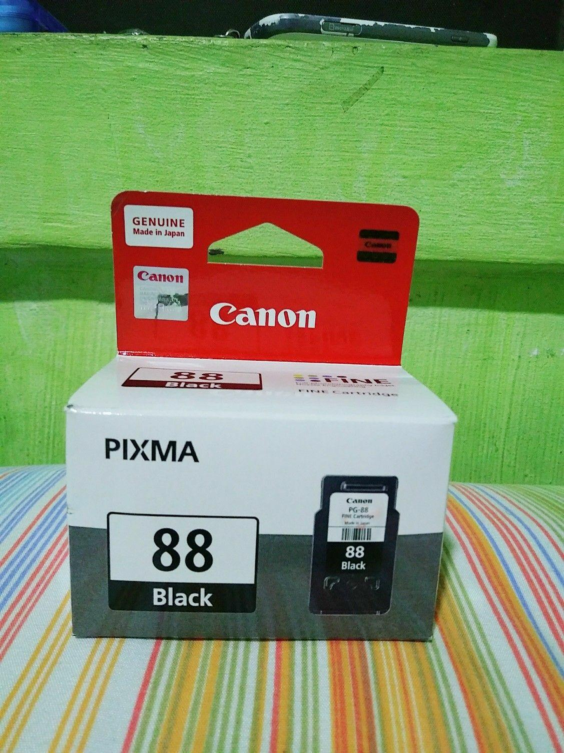 Buy Sell Cheapest Canon Pixma Ink Best Quality Product Deals Print Head G1000 G2000 G3000 Color Original Pg 88