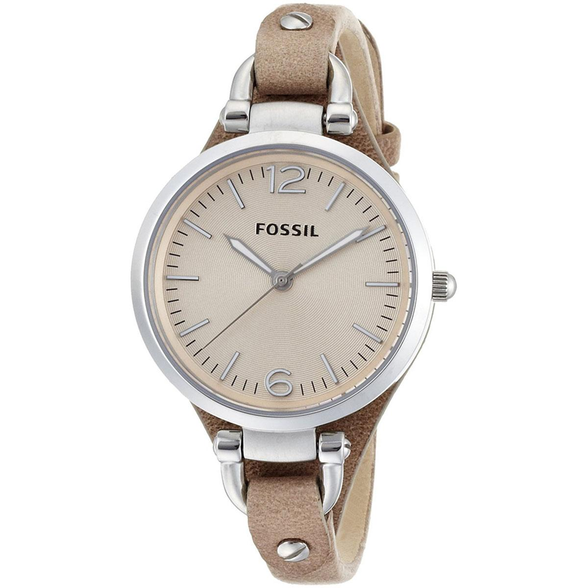 Sell Fossil Es4094 Mineral Cheapest Best Quality Ph Store Breaker Stainless Steel Watch Fs 5049 Php 4470 Georgia Brown Case Leather Strap